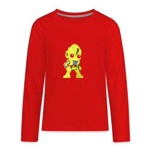 Ex17 Hoodie - Kids' Premium Long Sleeve T-Shirt