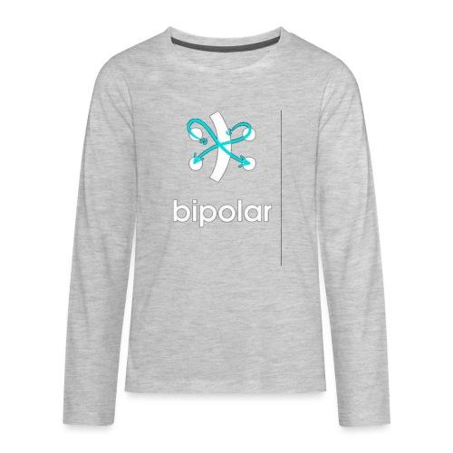 bipolar - Kids' Premium Long Sleeve T-Shirt