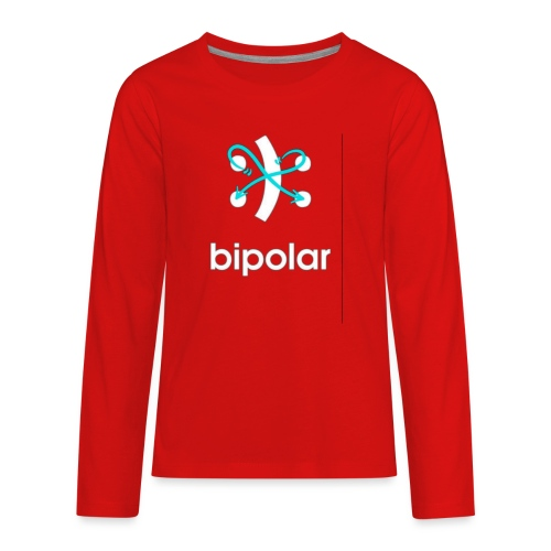 bipolar - Kids' Premium Long Sleeve T-Shirt