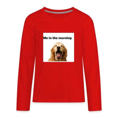 doggo - Kids' Premium Long Sleeve T-Shirt