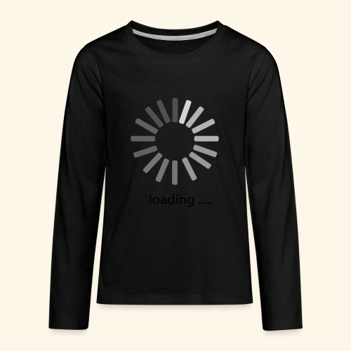 poster 1 loading - Kids' Premium Long Sleeve T-Shirt