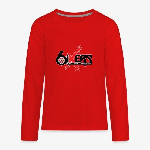 6ixersLogo - Kids' Premium Long Sleeve T-Shirt