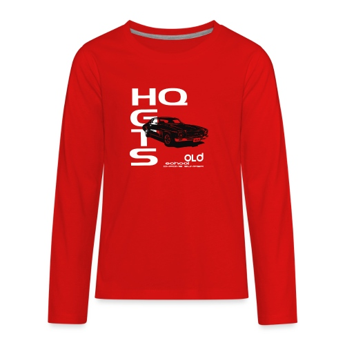 HQ TOWER - Kids' Premium Long Sleeve T-Shirt
