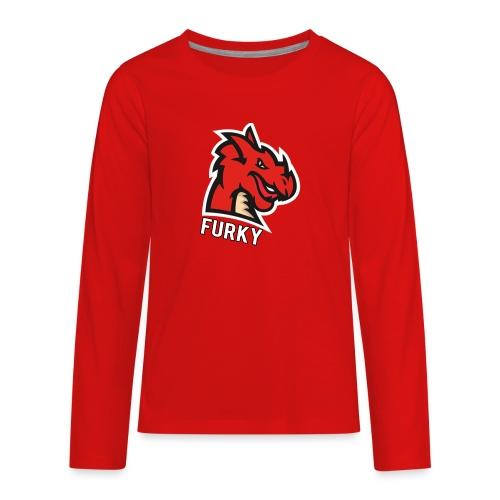 FurkyYT - Kids' Premium Long Sleeve T-Shirt