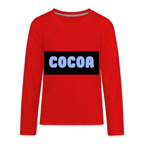 tmclogoshirt 2 - Kids' Premium Long Sleeve T-Shirt
