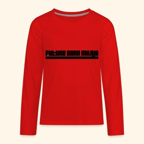 Future Dora Milaje - Kids' Premium Long Sleeve T-Shirt