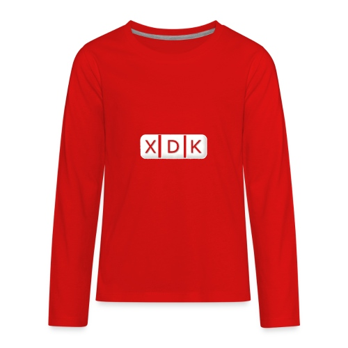 100207540 - Kids' Premium Long Sleeve T-Shirt