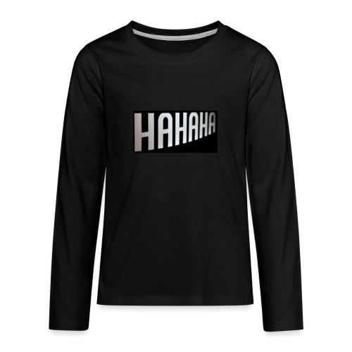 mecrh - Kids' Premium Long Sleeve T-Shirt