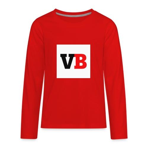 Vanzy boy - Kids' Premium Long Sleeve T-Shirt