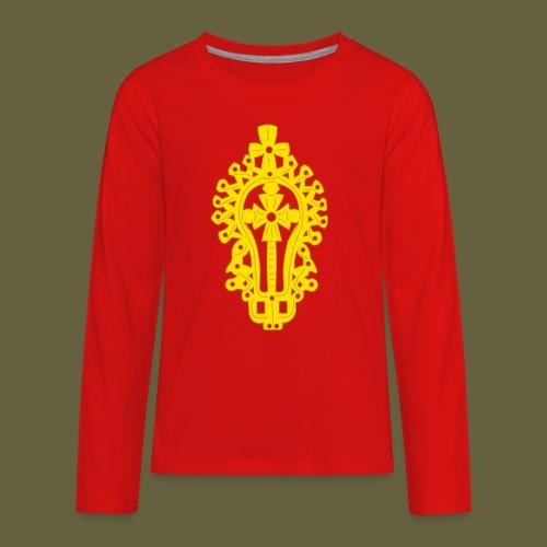 Lasta Cross - Kids' Premium Long Sleeve T-Shirt