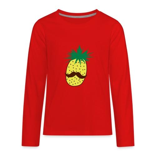 LUPI Pineapple - Kids' Premium Long Sleeve T-Shirt