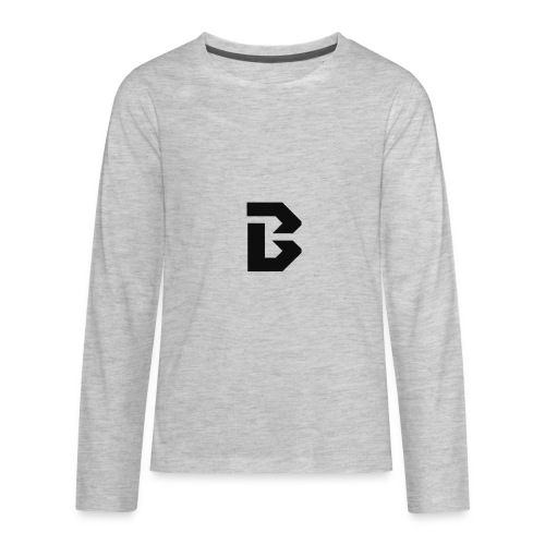 Click here for clothing and stuff - Kids' Premium Long Sleeve T-Shirt