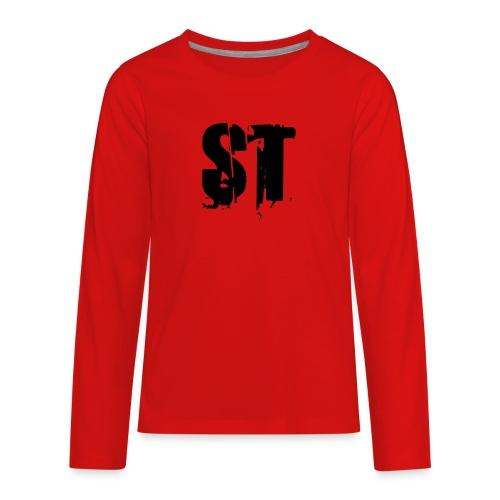 Simple Fresh Gear - Kids' Premium Long Sleeve T-Shirt