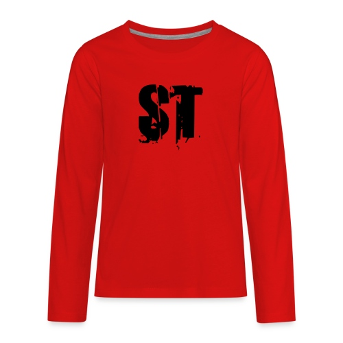 Simple Fresh Gear - Kids' Premium Long Sleeve T-Shirt
