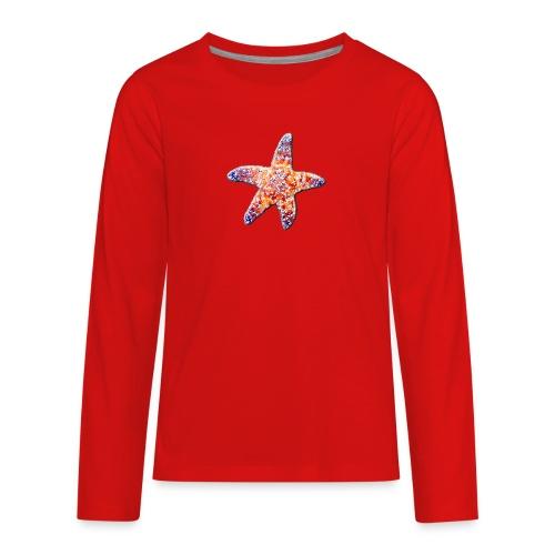 Sea star - Kids' Premium Long Sleeve T-Shirt
