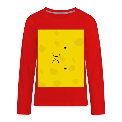 Spongy Case 5x4 - Kids' Premium Long Sleeve T-Shirt