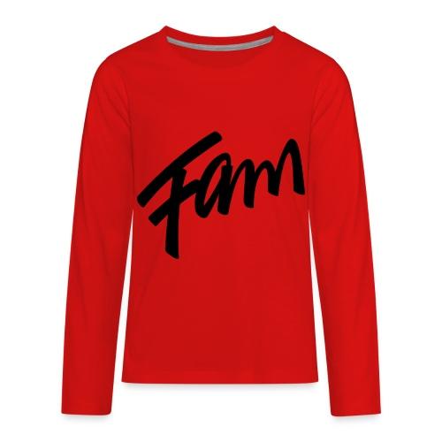 pop - Kids' Premium Long Sleeve T-Shirt