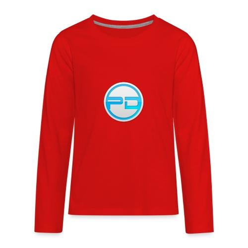 PR0DUD3 - Kids' Premium Long Sleeve T-Shirt