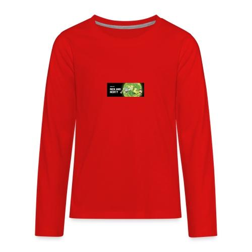 flippy - Kids' Premium Long Sleeve T-Shirt