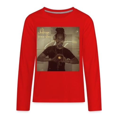 Signature Kulturefree SoulRMatrix - Kids' Premium Long Sleeve T-Shirt