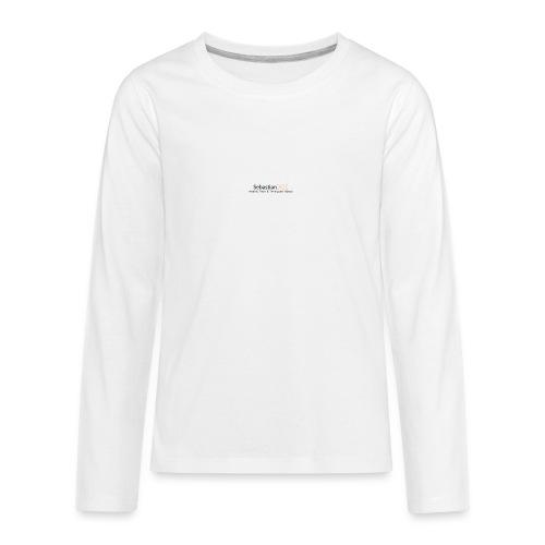 YouTube Channel - Kids' Premium Long Sleeve T-Shirt