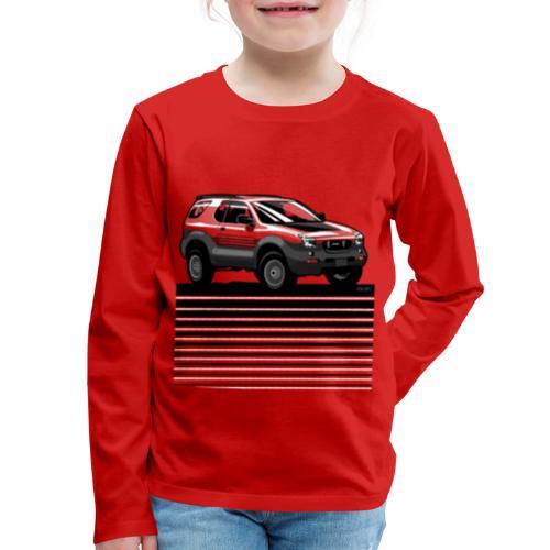 VX SUV Lines - Kids' Premium Long Sleeve T-Shirt