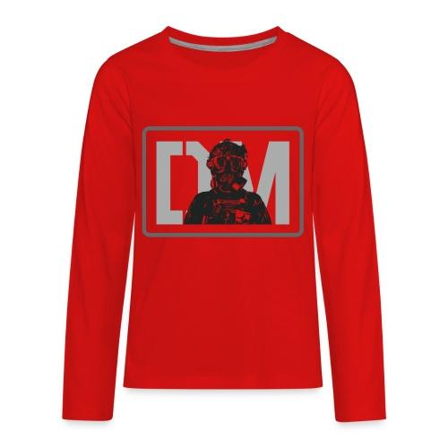 Defense Mechanisms: Make Ready - Kids' Premium Long Sleeve T-Shirt