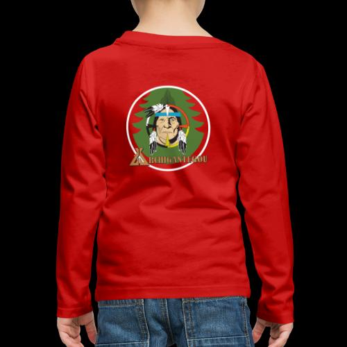Archigantegou Logo Color - Kids' Premium Long Sleeve T-Shirt