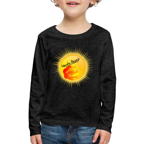 LoyaltyBoardsNewLogo 10000 - Kids' Premium Long Sleeve T-Shirt