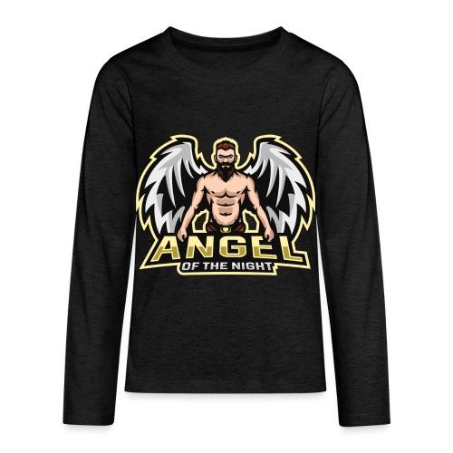 AngeloftheNight091 T-Shirt - Kids' Premium Long Sleeve T-Shirt