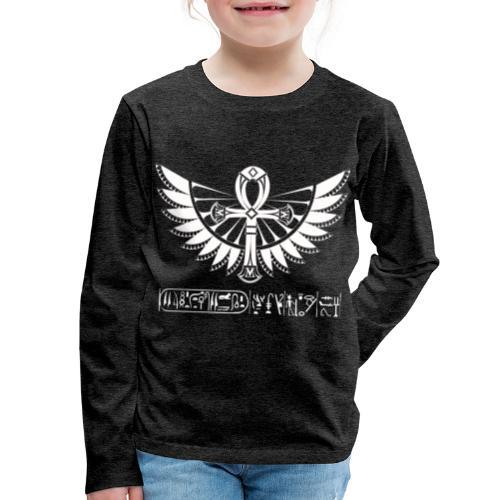 Ankh - Kids' Premium Long Sleeve T-Shirt
