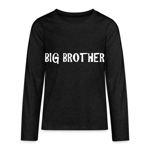 BIG BROTHER - Kids' Premium Long Sleeve T-Shirt