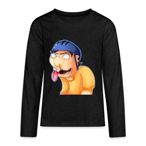 jeffy clipart - Kids' Premium Long Sleeve T-Shirt