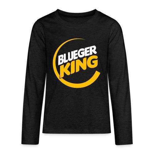 Blueger King - Kids' Premium Long Sleeve T-Shirt