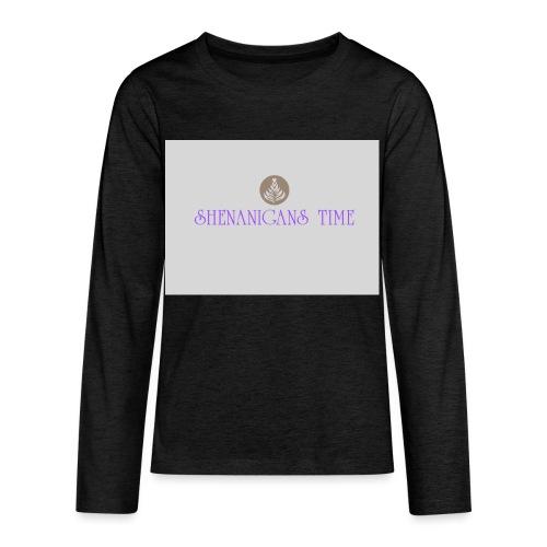 New merch for 2020 - Kids' Premium Long Sleeve T-Shirt