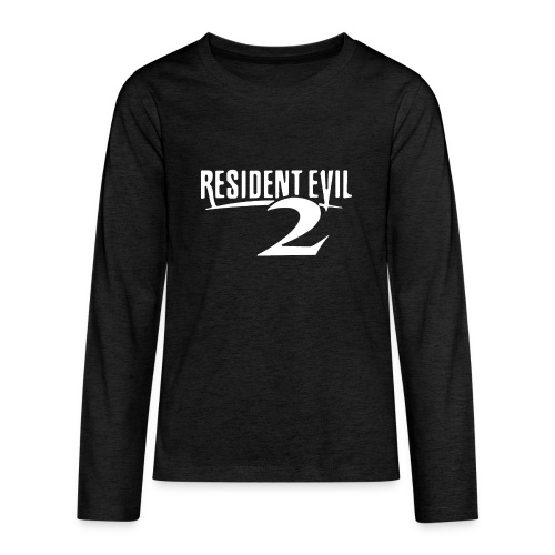 Resident Evil 2 REimagined RPD - Kids' Premium Long Sleeve T-Shirt