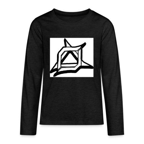 Oma Alliance Black - Kids' Premium Long Sleeve T-Shirt