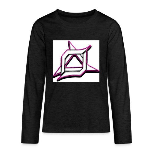 Oma Alliance Pink - Kids' Premium Long Sleeve T-Shirt