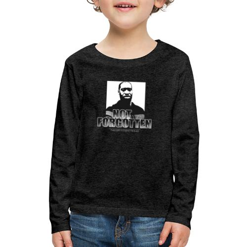 not forgotten - Kids' Premium Long Sleeve T-Shirt
