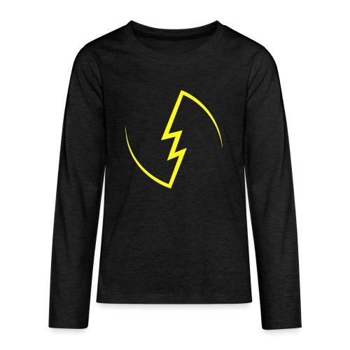 Electric Spark - Kids' Premium Long Sleeve T-Shirt