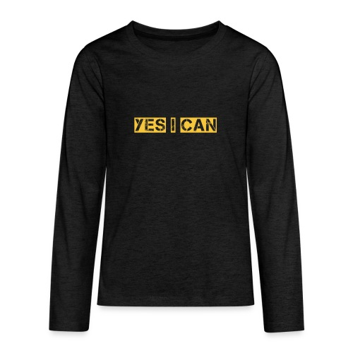 SPRAYPAINT - Kids' Premium Long Sleeve T-Shirt