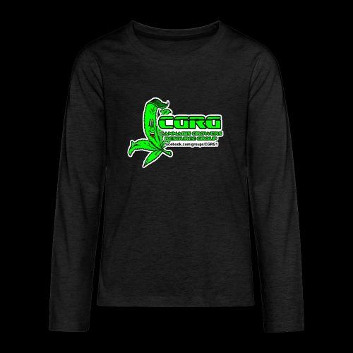 CGRG - Kids' Premium Long Sleeve T-Shirt