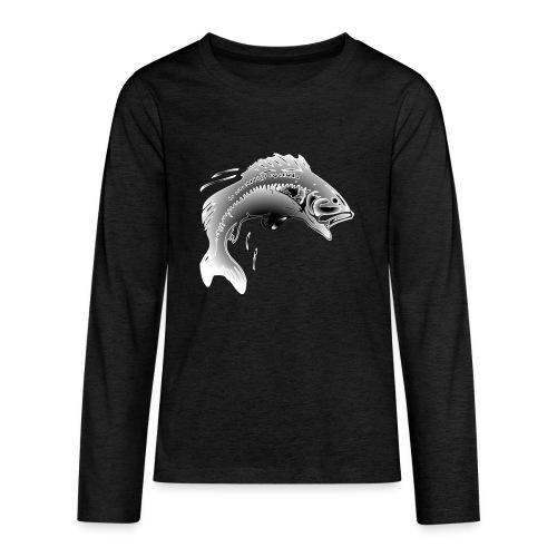 fishermen T-shirt - Kids' Premium Long Sleeve T-Shirt