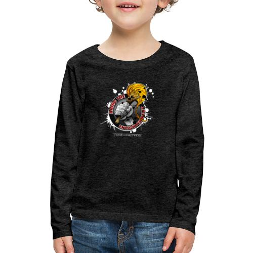 bring the enlightment - Kids' Premium Long Sleeve T-Shirt