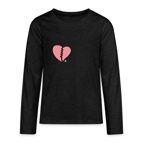 Heartbreak - Kids' Premium Long Sleeve T-Shirt