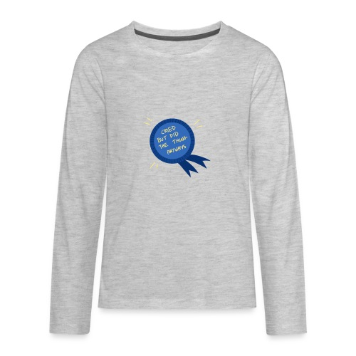 Regret - Kids' Premium Long Sleeve T-Shirt