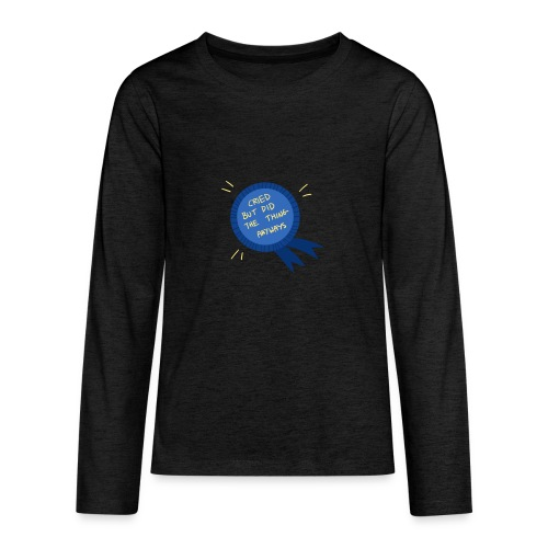 Regret - Kids' Premium Long Sleeve T-Shirt