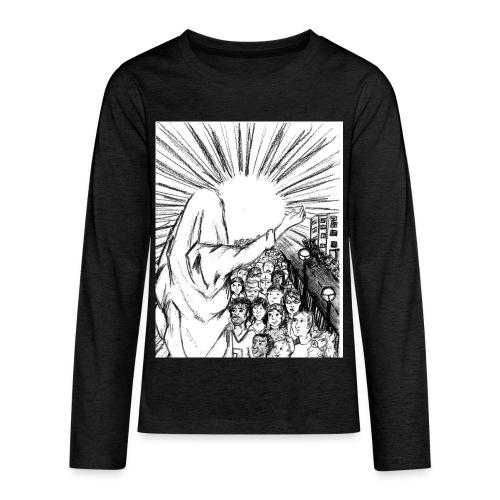 Knowing Jesus - Kids' Premium Long Sleeve T-Shirt