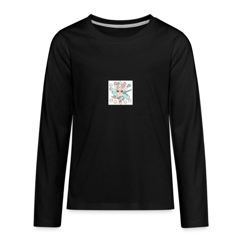 lit - Kids' Premium Long Sleeve T-Shirt