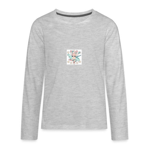 lit - Kids' Premium Long Sleeve T-Shirt